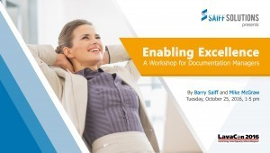 Enabling Excellence